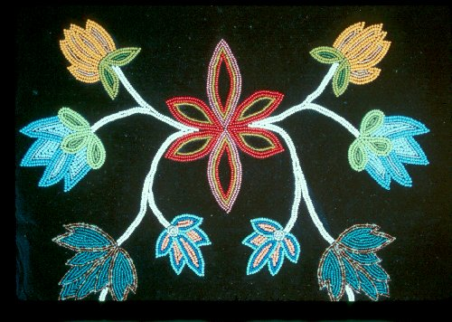 Ojibwa Art Design http://intersectingart.umn.edu/?lesson/5
